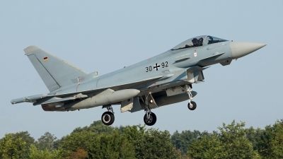 Photo ID 234238 by Dieter Linemann. Germany Air Force Eurofighter EF 2000 Typhoon S, 30 92