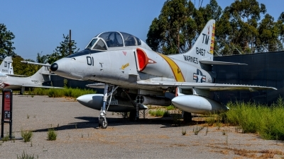 Photo ID 234253 by Al Paterson. USA Navy McDonnell Douglas TA 4J Skyhawk, 158467