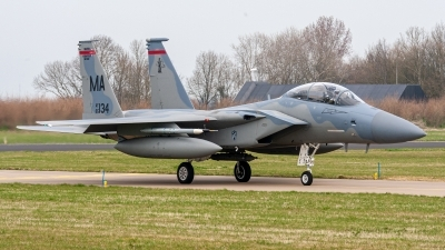 Photo ID 234286 by Jan Eenling. USA Air Force McDonnell Douglas F 15D Eagle, 85 0134