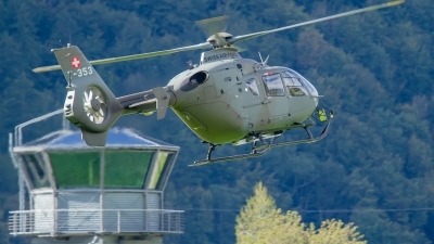 Photo ID 234305 by Agata Maria Weksej. Switzerland Air Force Eurocopter EC 635P2, T 353