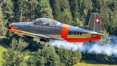 Photo ID 234478 by Martin Thoeni - Powerplanes. Private P 3 Flyers Pilatus P 3 05, HB RCJ