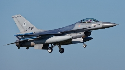 Photo ID 234479 by Rainer Mueller. Netherlands Air Force General Dynamics F 16AM Fighting Falcon, J 628