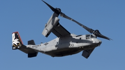 Photo ID 234384 by Hans-Werner Klein. USA Marines Bell Boeing MV 22B Osprey, 168214