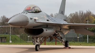 Photo ID 234401 by Jan Eenling. Netherlands Air Force General Dynamics F 16AM Fighting Falcon, J 145