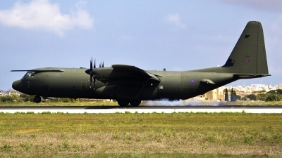 Photo ID 234428 by Ray Biagio Pace. UK Air Force Lockheed Martin Hercules C4 C 130J 30 L 382, ZH878