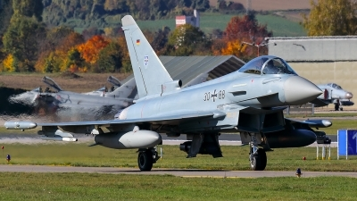 Photo ID 234436 by Mick Balter - mbaviation-images. Germany Air Force Eurofighter EF 2000 Typhoon S, 30 88