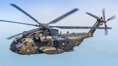 Photo ID 234454 by Mick Balter - mbaviation-images. Germany Army Sikorsky CH 53GA S 65, 84 32