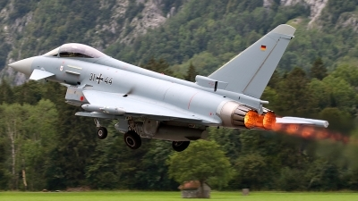 Photo ID 234466 by Mick Balter - mbaviation-images. Germany Air Force Eurofighter EF 2000 Typhoon S, 31 44