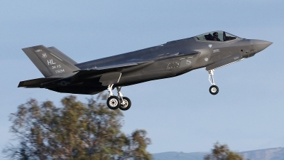 Photo ID 234512 by Manuel Fernandez. USA Air Force Lockheed Martin F 35A Lightning II, 15 5134