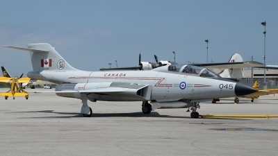 Photo ID 234536 by Aldo Bidini. Canada Air Force McDonnell CF 101B Voodoo, 101045