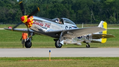 Photo ID 234548 by Rod Dermo. Private Private North American P 51D Mustang, NL5420V