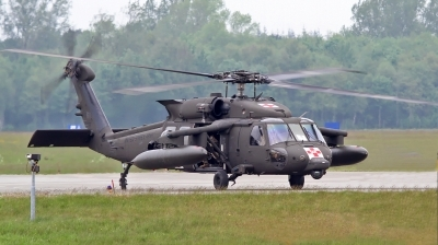 Photo ID 234599 by Helwin Scharn. USA Army Sikorsky HH 60M Black Hawk S 70A, 12 20501