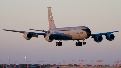 Photo ID 234630 by Brandon Thetford. USA Air Force Boeing KC 135R Stratotanker 717 100, 60 0367