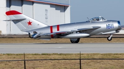 Photo ID 234645 by Brandon Thetford. Private Private Mikoyan Gurevich MiG 17F, N217SH