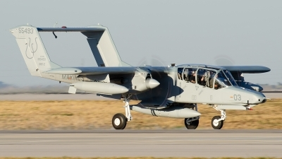 Photo ID 234646 by Brandon Thetford. Private Mangic Foundation North American Rockwell OV 10D Bronco, N97854
