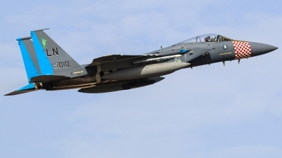 Photo ID 234666 by Ruben Galindo. USA Air Force McDonnell Douglas F 15C Eagle, 84 0010