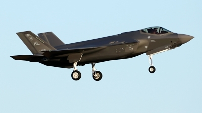 Photo ID 236037 by Manuel Fernandez. USA Air Force Lockheed Martin F 35A Lightning II, 15 5201