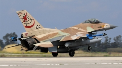 Photo ID 234685 by Stamatis Alipasalis. Israel Air Force General Dynamics F 16C Fighting Falcon, 384