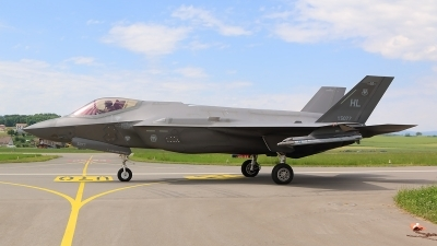 Photo ID 234725 by Ludwig Isch. USA Air Force Lockheed Martin F 35A Lightning II, 13 5077