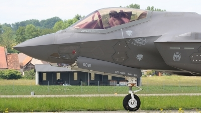 Photo ID 234726 by Ludwig Isch. USA Air Force Lockheed Martin F 35A Lightning II, 13 5081
