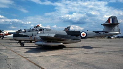 Photo ID 234752 by Alex Staruszkiewicz. UK Royal Aircraft Establishment Gloster Meteor NF 11, WD790