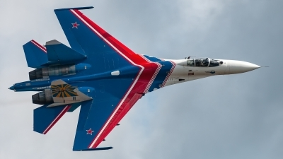 Photo ID 234747 by David Novák. Russia Air Force Sukhoi Su 27P,