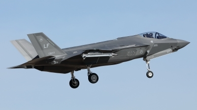 Photo ID 234746 by Sybille Petersen. USA Air Force Lockheed Martin F 35A Lightning II, 15 5177