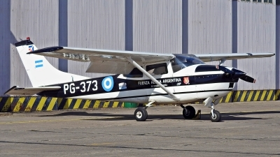 Photo ID 234760 by Cristian Ariel Martinez. Argentina Air Force Cessna DINFIA CeA 182N, PG 373