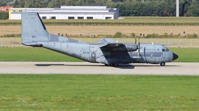 Photo ID 234866 by Milos Ruza. France Air Force Transport Allianz C 160R, R203