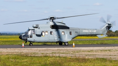 Photo ID 234919 by Tim Lowe. France Air Force Aerospatiale AS 332M1 Super Puma, 2377