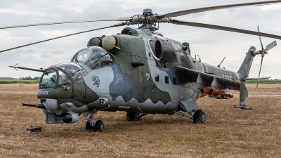 Photo ID 234910 by Jan Eenling. Czech Republic Air Force Mil Mi 35, 3365