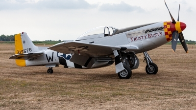 Photo ID 234907 by Jan Eenling. Private Stichting Vroege Vogels North American P 51D Mustang, PH JAT