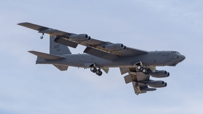 Photo ID 234931 by Paul Varner. USA Air Force Boeing B 52H Stratofortress, 60 0007