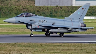 Photo ID 234971 by Rainer Mueller. Germany Air Force Eurofighter EF 2000 Typhoon S, 31 20