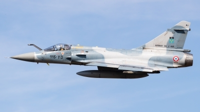 Photo ID 234969 by Andreas Zeitler - Flying-Wings. France Air Force Dassault Mirage 2000C, 107