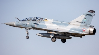 Photo ID 234966 by Andreas Zeitler - Flying-Wings. France Air Force Dassault Mirage 2000B, 525