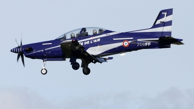 Photo ID 234976 by Manuel Fernandez. France Air Force Pilatus PC 21, 04