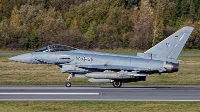 Photo ID 234985 by Rainer Mueller. Germany Air Force Eurofighter EF 2000 Typhoon S, 30 56