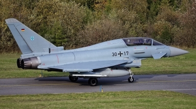 Photo ID 234983 by Rainer Mueller. Germany Air Force Eurofighter EF 2000 Typhoon T, 30 17