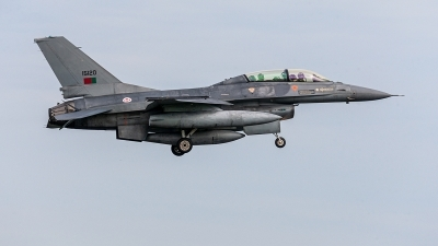 Photo ID 235025 by Jan Eenling. Portugal Air Force General Dynamics F 16BM Fighting Falcon, 15120