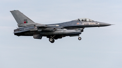 Photo ID 235027 by Jan Eenling. Portugal Air Force General Dynamics F 16AM Fighting Falcon, 15112