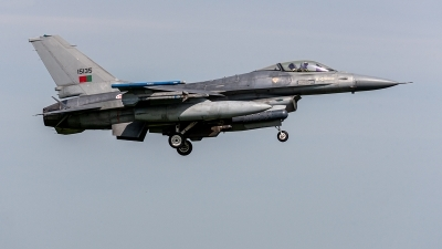 Photo ID 235055 by Jan Eenling. Portugal Air Force General Dynamics F 16AM Fighting Falcon, 15135