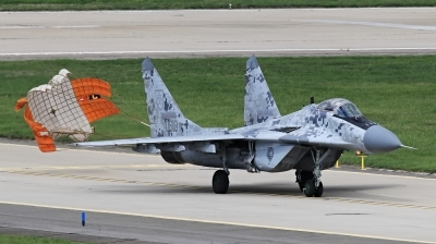 Photo ID 235033 by Milos Ruza. Slovakia Air Force Mikoyan Gurevich MiG 29AS, 0619