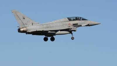 Photo ID 235043 by Filippo Palla. Italy Air Force Eurofighter TF 2000A Typhoon EF 2000T, MM55092