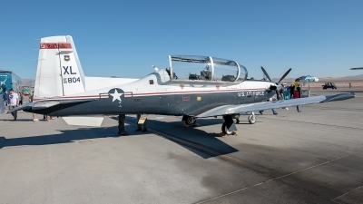 Photo ID 235217 by W.A.Kazior. USA Air Force Raytheon AT 6A Texan II, 05 3804