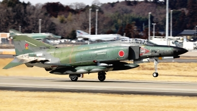 Photo ID 235085 by Walter Van Bel. Japan Air Force McDonnell Douglas RF 4EJ Phantom II, 77 6392