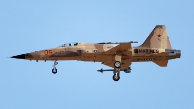 Photo ID 235088 by Sybille Petersen. USA Marines Northrop F 5N Tiger II, 761556