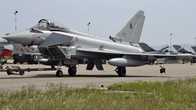 Photo ID 235140 by Aldo Bidini. Italy Air Force Eurofighter F 2000A Typhoon EF 2000S, MM7287
