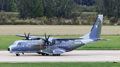 Photo ID 235143 by Milos Ruza. Czech Republic Air Force CASA C 295M, 0452