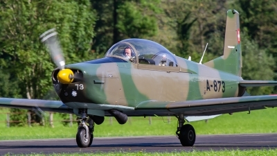 Photo ID 235134 by Agata Maria Weksej. Private P 3 Flyers Pilatus P 3 05, HB RCL
